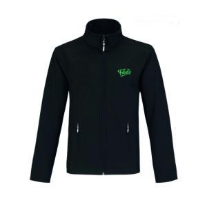 Softshell jacket Dames zwart Fred's