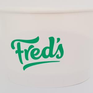 Beker 1 bol Fred's