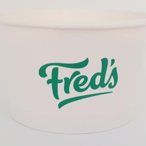 Beker 2 bollen Fred's