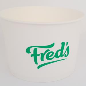 Beker 3 bollen Fred's